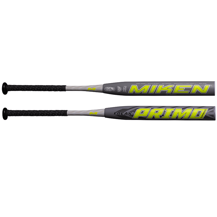 2020 Miken Freak Primo USSSA Supermax Slowpitch Softball Bat: MPMOSU