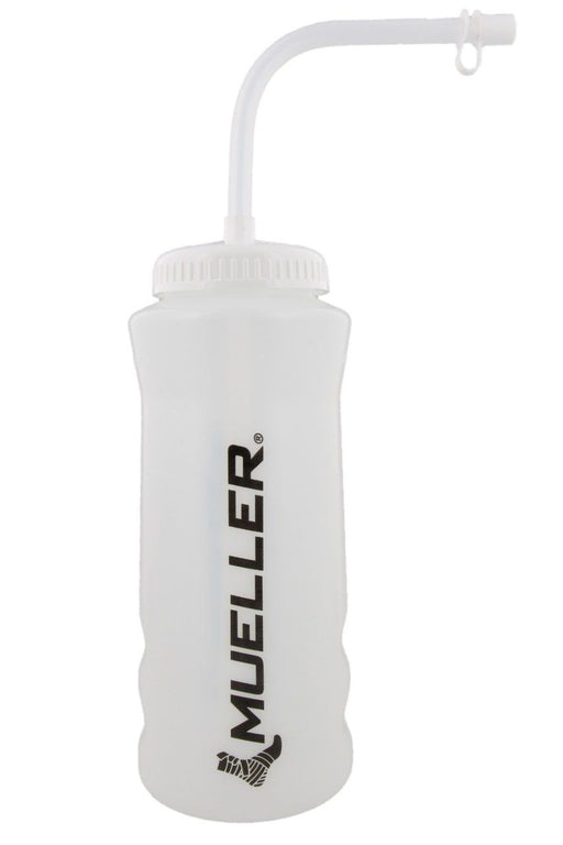 Mueller Water Bottle with Straw: 919129MB