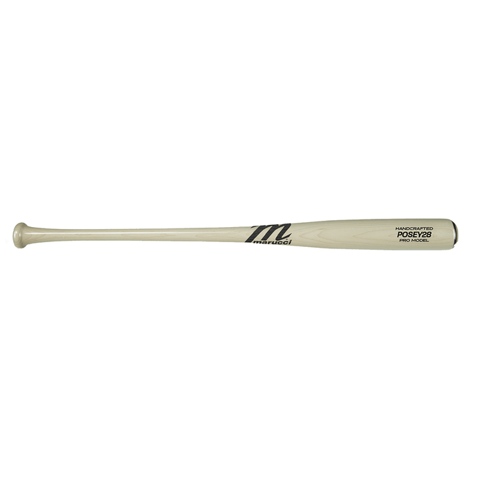 Marucci Buster Posey Pro Maple Wood Baseball Bat:  MVE2POSEY28-WW
