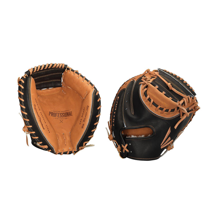 2020 Easton Professional Collection Hybrid Baseball Catcher's Mitt: PCHH35