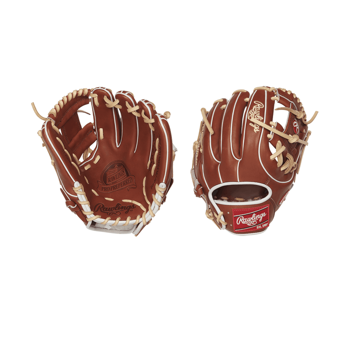 "2020 Rawlings Pro Preferred 11.5"" Baseball Infield Glove"" PROS314-2BR"
