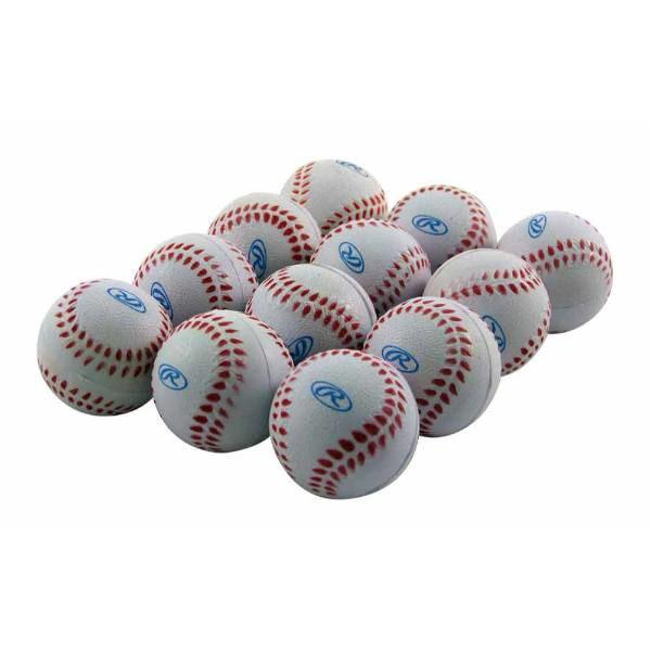 Rawlings 5 Inch Tape Training Balls: TAPEBALL12