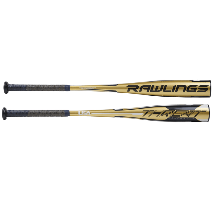 2020 Rawlings Threat USA Baseball Bat -12: USZT12