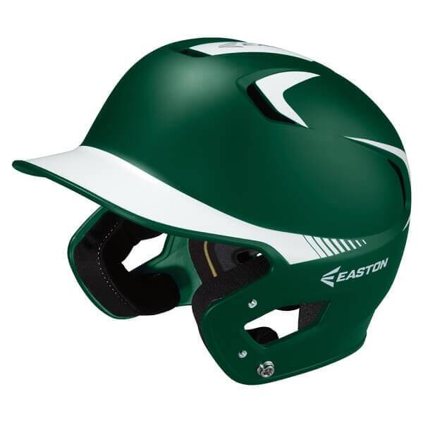 Easton Z5 Senior Grip Two Tone Matte Batting Helmet: A168095