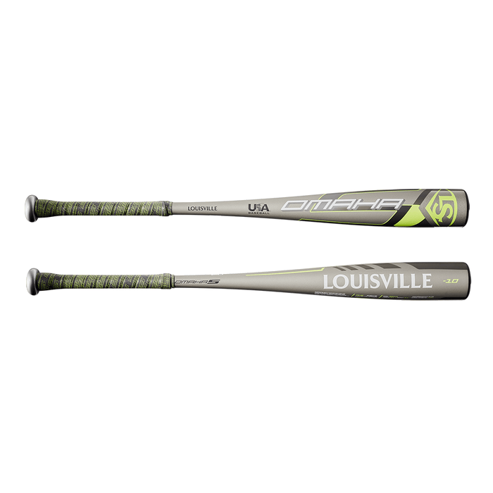 "2020 Louisville Slugger USA BB Omaha -10 Youth Baseball Bat 2 5/8"": WTLUBO5B1020"