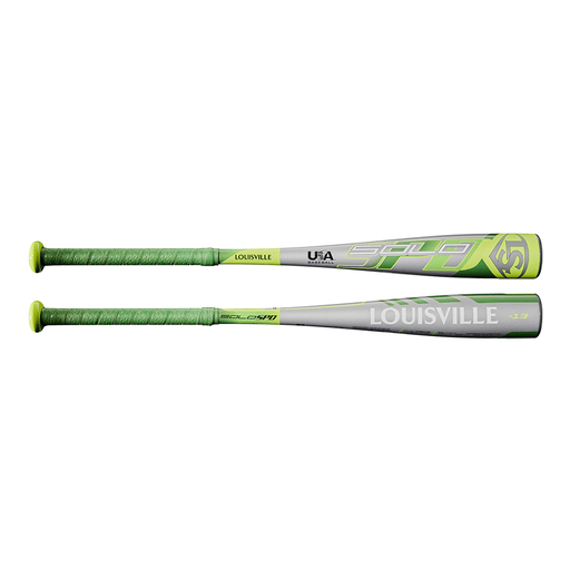 "2020 Louisville Slugger USA BB Solo Speed -13 USA Youth Baseball Bat 2 ½"": WTLUBSSM1320"