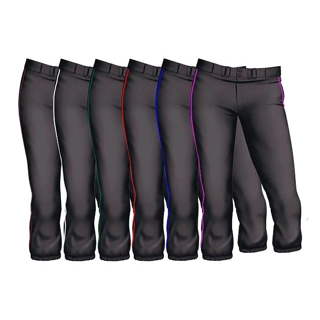 Easton Womens Pro Pants With Piping: A164148