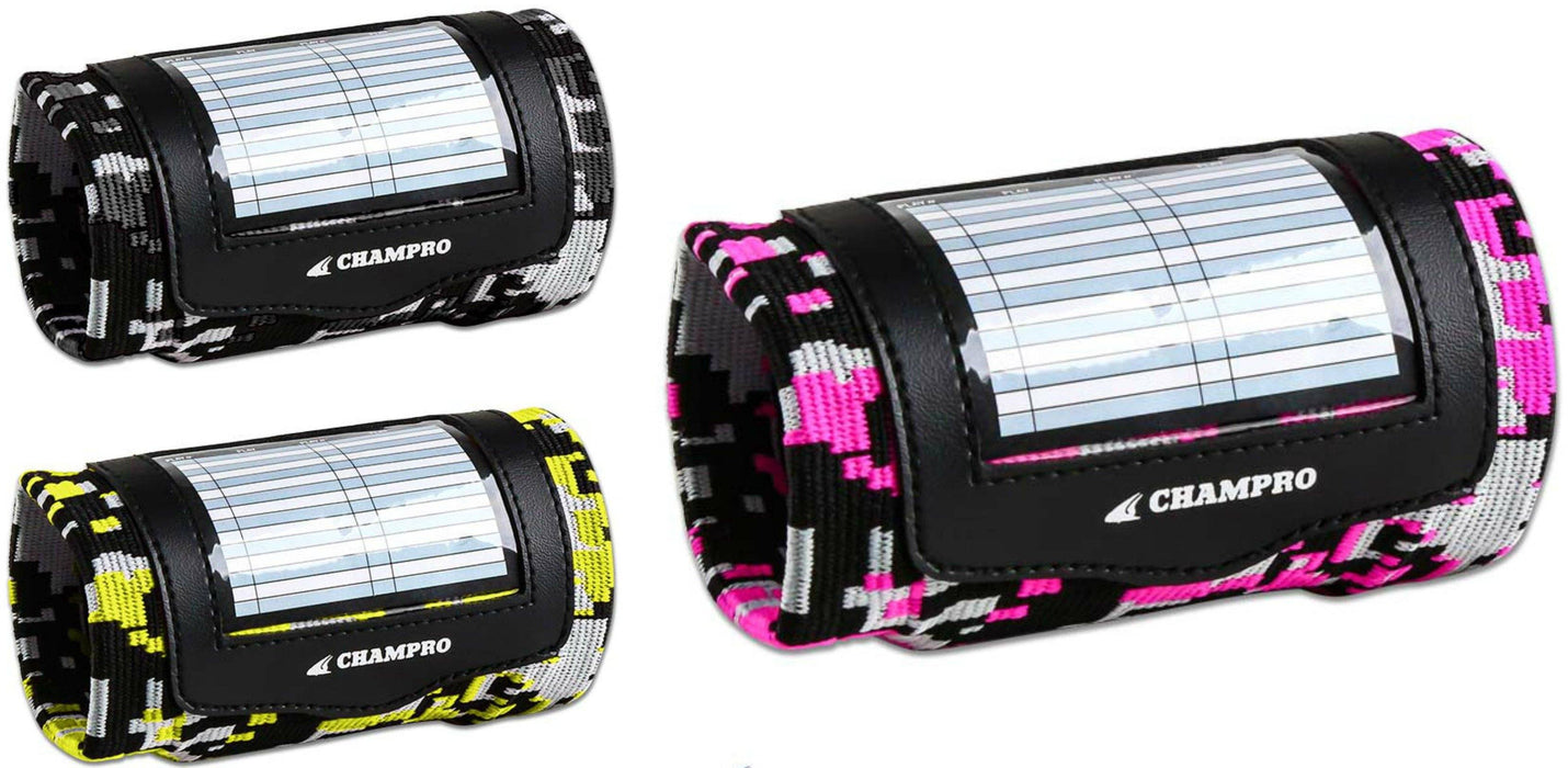 Champro Single Wristband Playbook: AF49