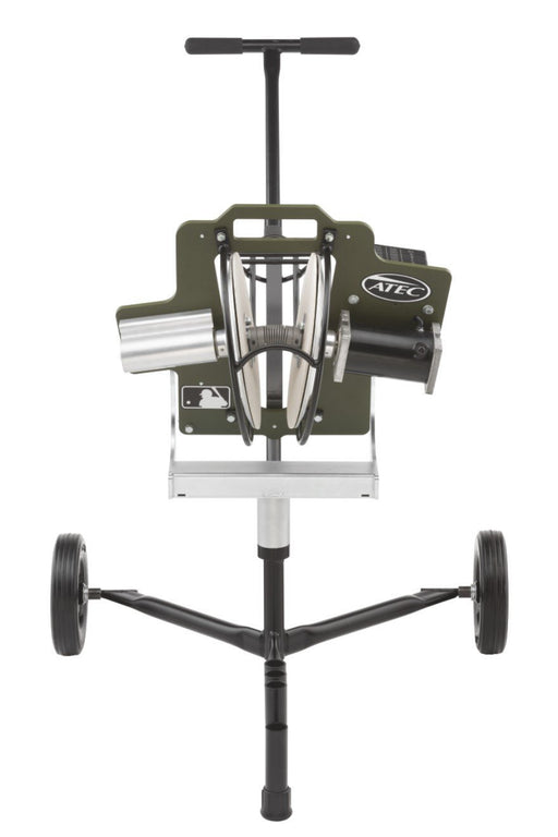 ATEC R2 Baseball Defense Machine on Caddypod: ATMR2BC