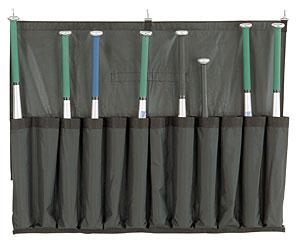 Champion Fence Bat Caddy