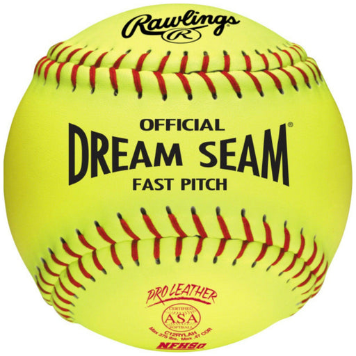 Rawlings Dream Seam Fastpitch / ASA-NFHS / 47-375: C12RYLAH