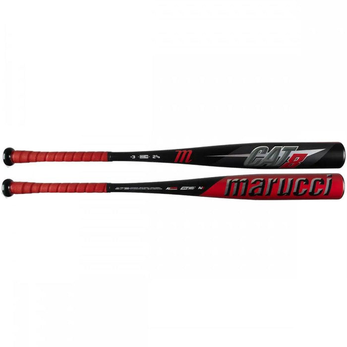 2019 Marucci CAT8 BBCOR Baseball Bat Black: MCBC8CB