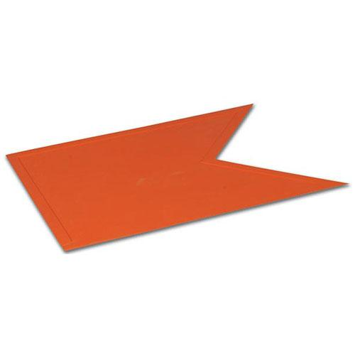 Champro Home Plate Extension - Orange