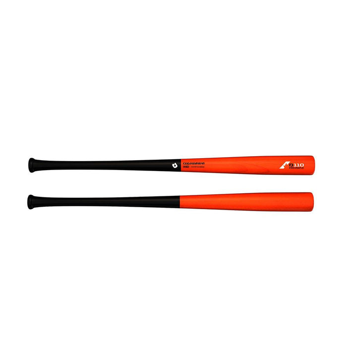 DeMarini D110 Pro Maple Wood Composite : WTDX110BO18