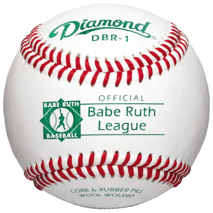 Diamond DBR1 Babe Ruth Baseball