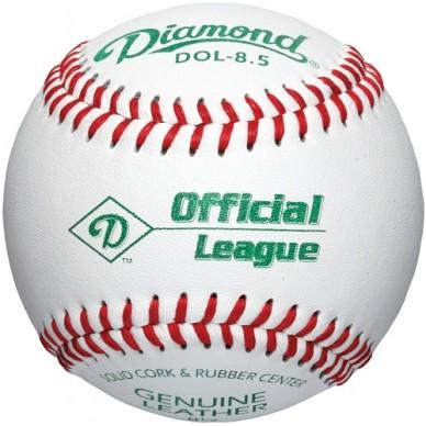 Diamond 8.5 Inch Training Baseball