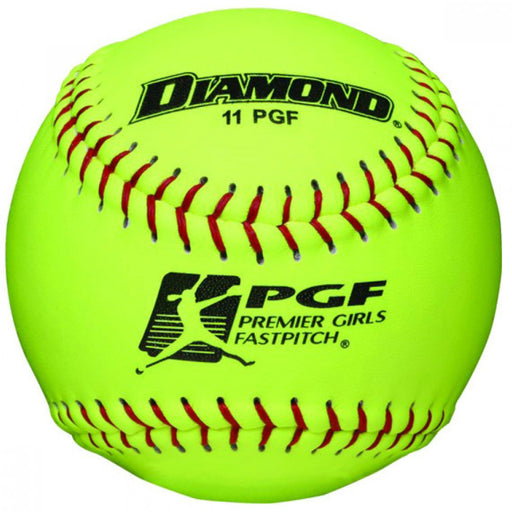 Diamond Official PGF 11 Inch Softball: 11PGF