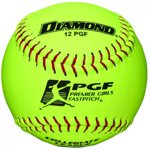 Diamond Official PGF 12 Inch Softball: 12PGF