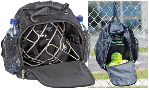 Diamond Umpire Fence Pack: UMPACKBK