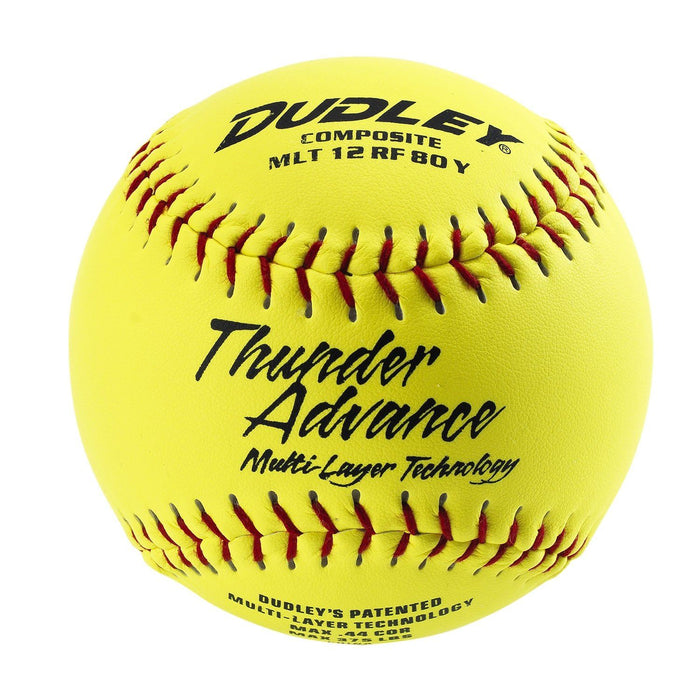 Dudley Thunder Advance Slowpitch .44-375 No Stamping: 43184Y