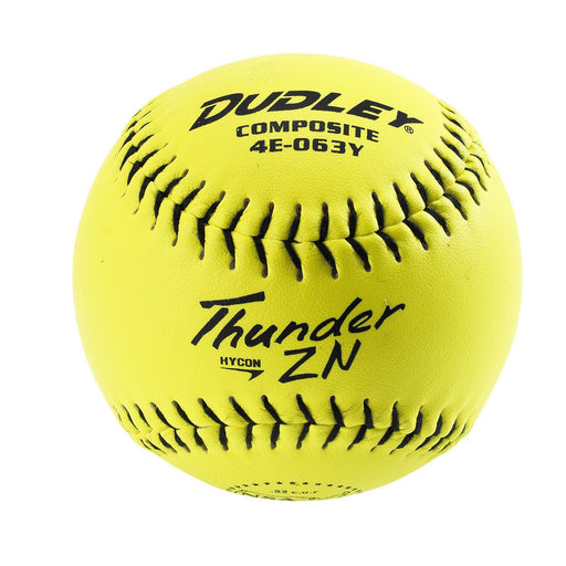 Dudley Thunder ZN Composite NSA .52 275 Slowpitch Softball: 4E063Y