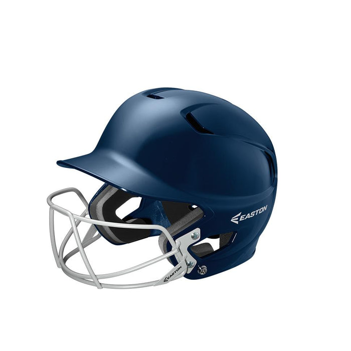 Easton Z5 Solid Senior Helmet with BB/SB Mask: A168082