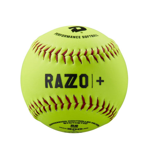 "DeMarini Razzo 12"" ASA Synthetic Slowpitch Softball 52-300: WTDRZPS12AB"