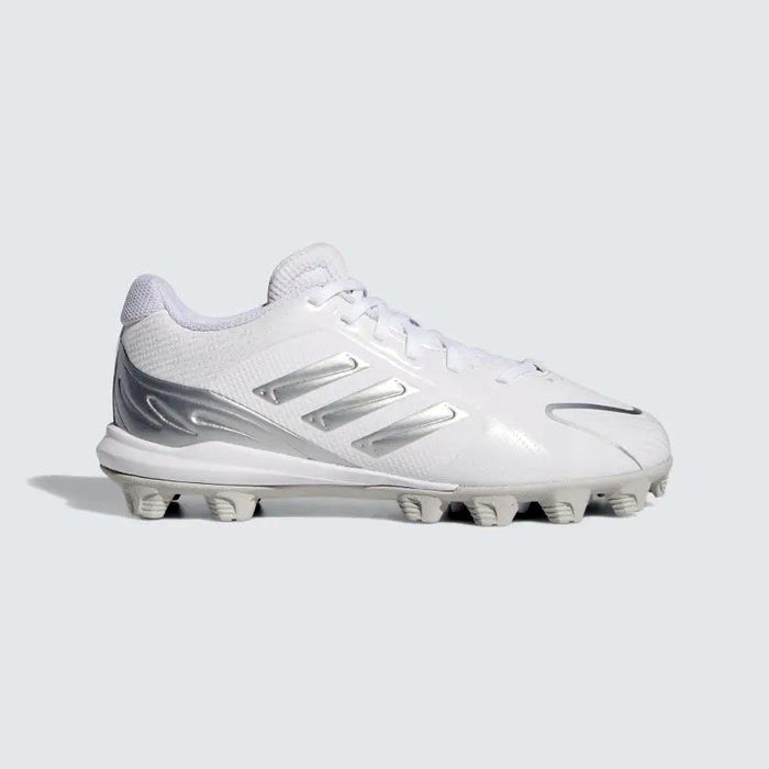 Adidas PureHustle Molded Youth Cleats