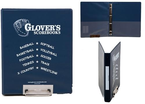 Glover Scoresheet Binder