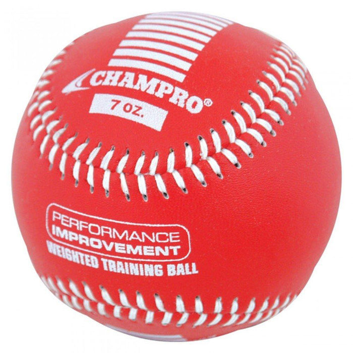 Champro 7 oz Weighted Training Baseball: CBB707CS