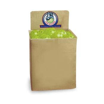 JUGS Bulldog Polyballs Box of 100 Baseballs