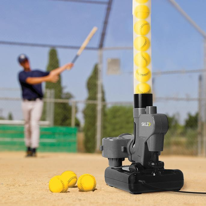SKLZ Lightning Bolt Pro Toss Machine