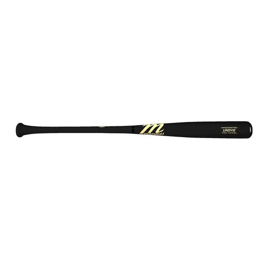 Marucci Francisco Lindor Pro Maple Wood Baseball Bat:  MVE2LINDY12-MBKBK