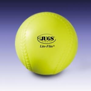 JUGS Lite Flite 11 Inch Pitching Machine Balls: B5010