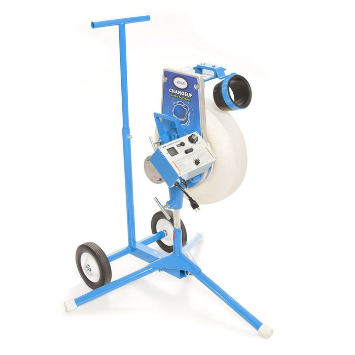 JUGS Changeup Super Softball Pitching Machine: M1250