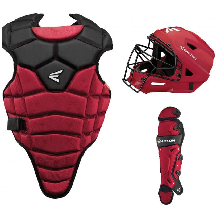 Easton M5 Qwikfit Youth Catcher's Box Set: A165342