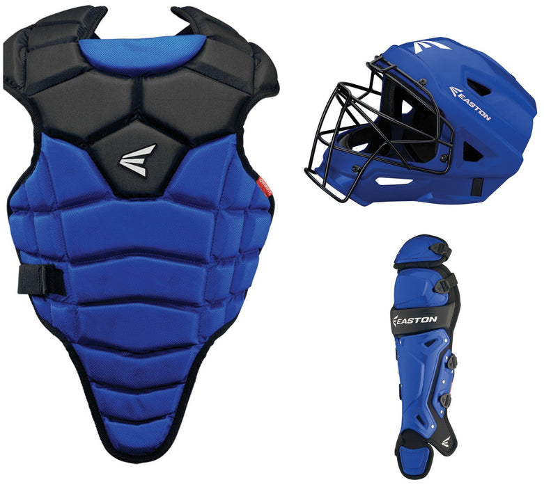 Easton M5 Qwikfit Youth Catcher's Box Set: A165395