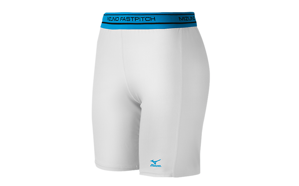 Mizuno Women's Low Rise Compression Sliding Short: 350545