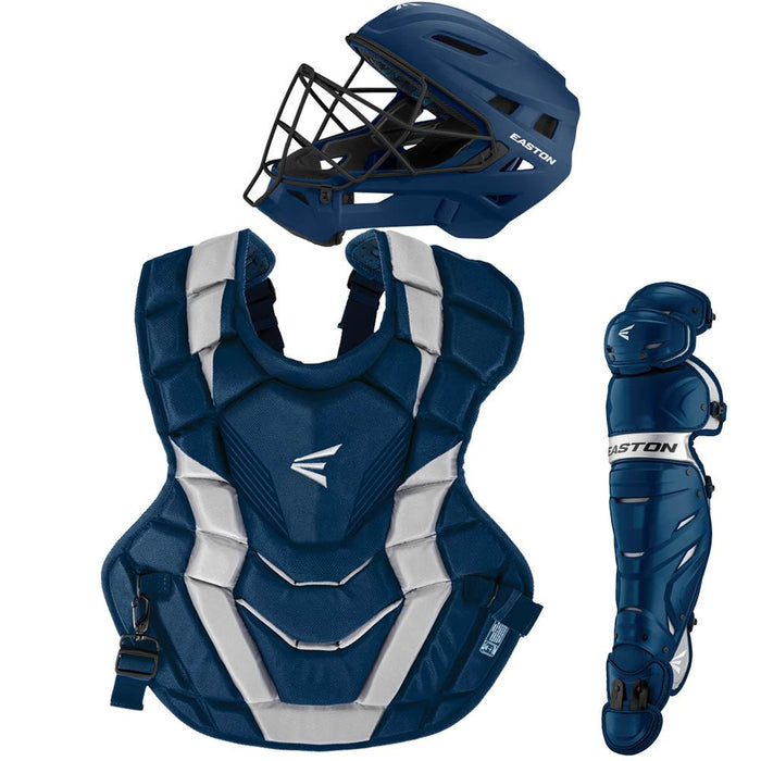 Easton Elite-X Boxed Intermediate Box Catcher's Set: A165425