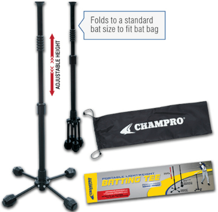 Champro Portable Batting Tee