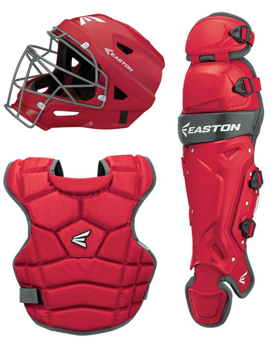 Easton Prowessª Qwikfitª Fastpitch Youth Box Set Red: A165387