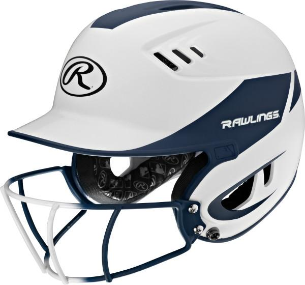 Rawlings Home Velo Softball Helmet / Mask Matte Junior: R16H2FGJ