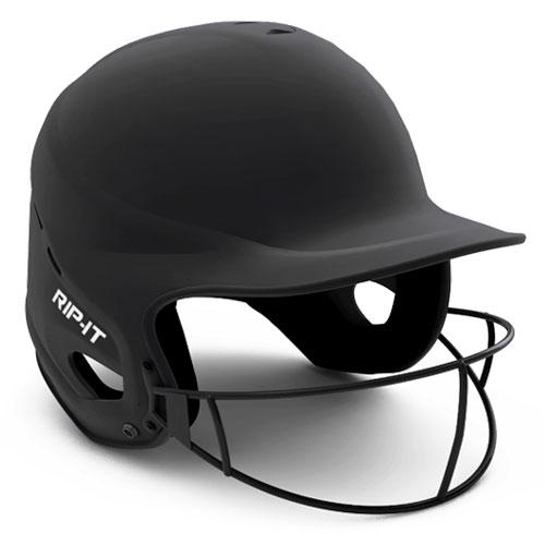 Rip-It Vision Pro Softball Batting Helmet Matte - Youth