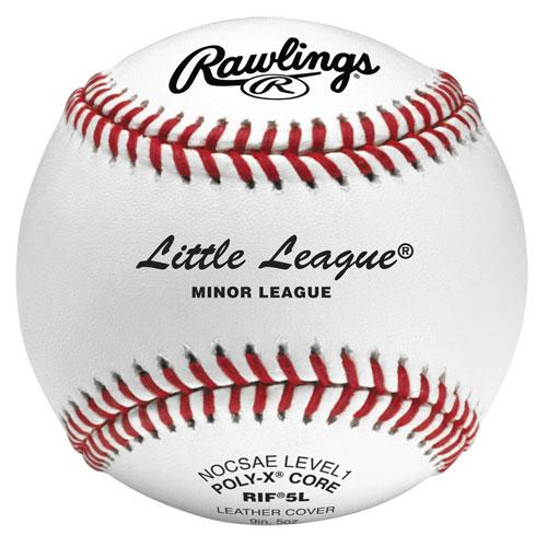 Rawlings Little League Training Baseballs Level 1: RIF5L