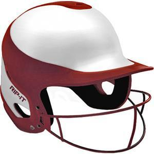 Rip-It Vision Pro Softball Batting Helmet: Size X-Small (Gloss)