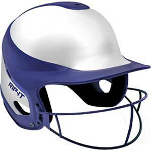 Rip-It X-LARGE Vision Batting Helmet: VISNX
