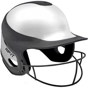 Rip-It Vision Pro Softball Batting Helmet :  Size S/M (Gloss)