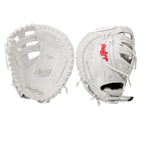 Rawlings Liberty Advanced 13 Inch Fastpitch 1st base Mitt: RLAFB