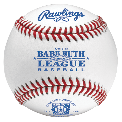 Rawlings RBR01 Babe Ruth League Baseball