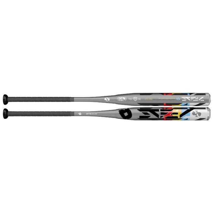2020 DeMarini Steel Slowpitch Softball Bat End Loaded ASA: USSSA WTDXSTL-20
